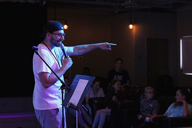 did you miss hearing from Spencer and other leaders? guess what it's not even over yet! the first night of the connection was quite the jam, but if you missed out, don't worry, you've still got the rest of the summer!