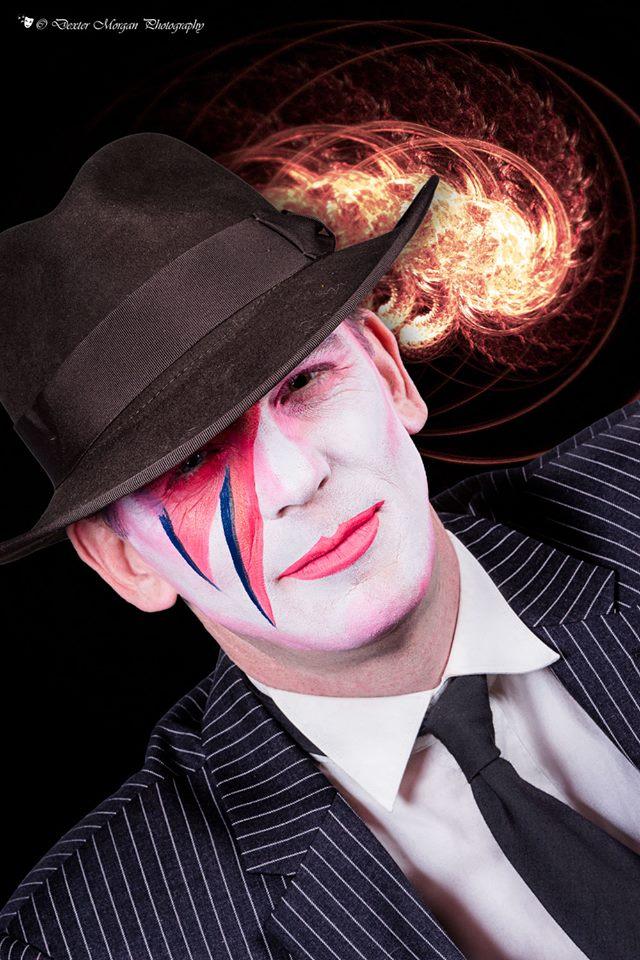 David Bowie Tribute Shoot