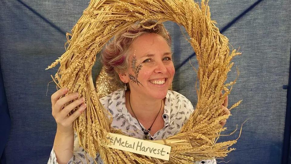 Harvest Festival Face Art