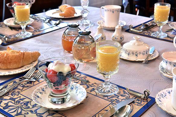 Brockamour Breakfast