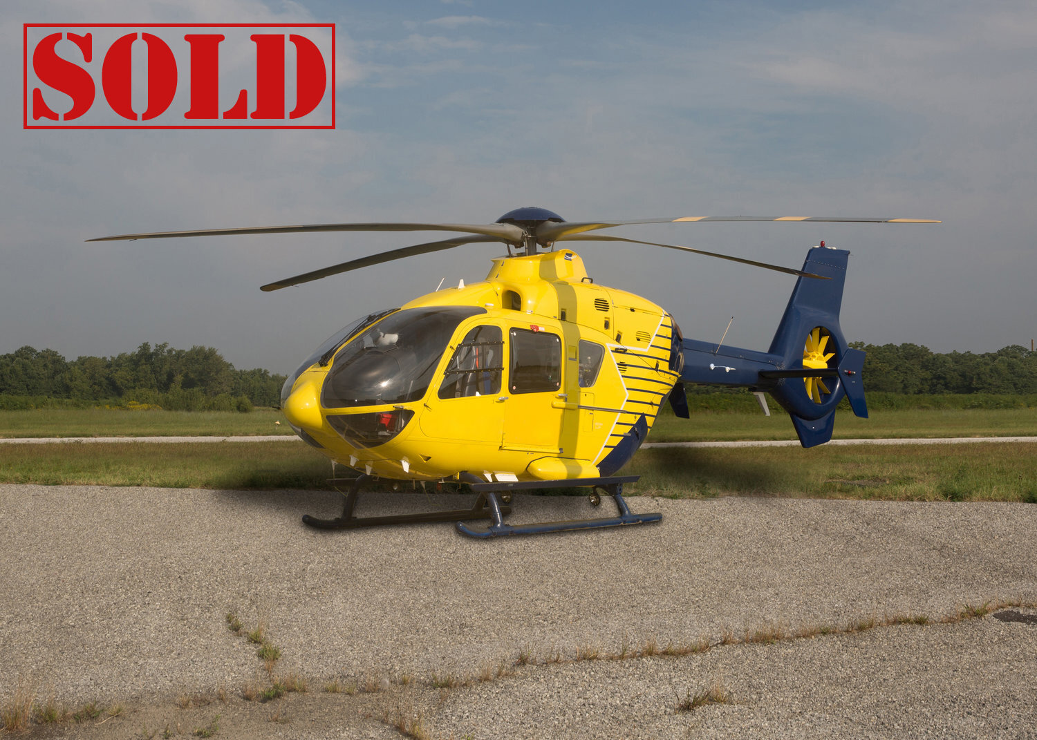 2004 Airbus (Eurocopter) EC-135 T2