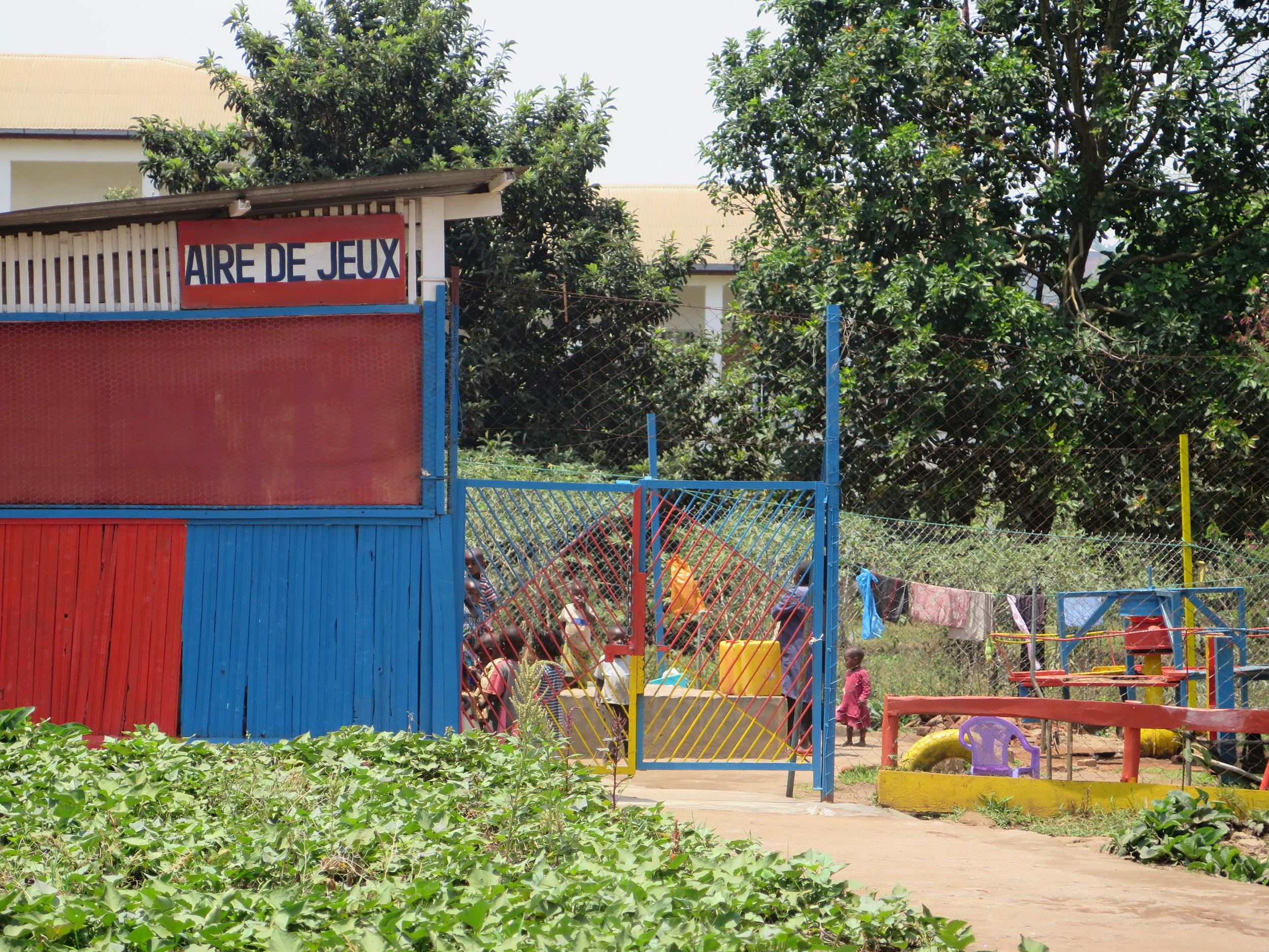 Aire de Jeux Daycare Center