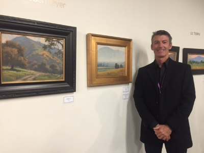 "Kern County Plein Air Painting Festival     ""Best of Show""     Bakersfield Museum of Art    April 2016"