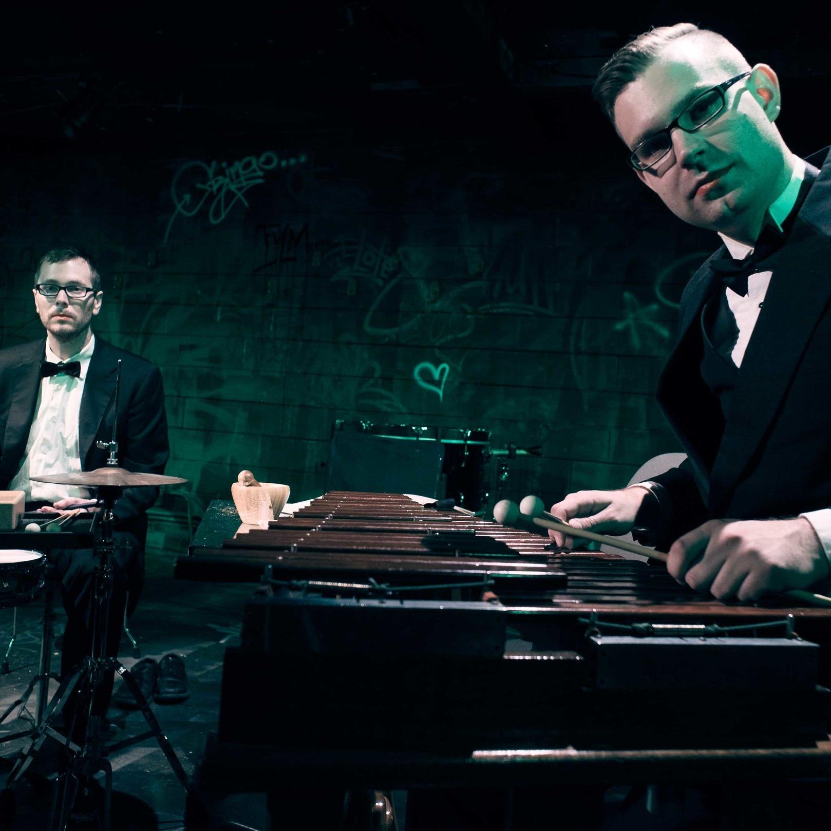 Hear Music Director Alex Monroe's ensemble,  Beyond This Point .