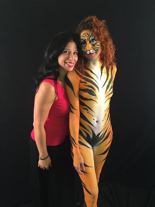 Body Painting For Kids And Adults Princeton Face Body Art