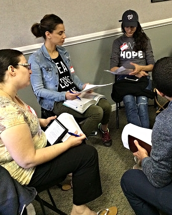 I just loved my life group experience. I'm still relatively new to STSA and the Coptic church so this really helped to get to know people beyond the small talk between liturgy and the Well.