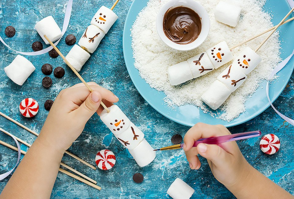40 Snow Day Boredom Busters for Kids -