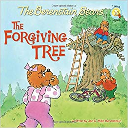 BOOK RECOMMENDATION FOR YOUNGER KIDS - When Cousin Fred accidentally damages Brother's brand-new bike, Brother Bear is angry. Can Sister Bear help him see that forgiving his friend is the right thing to do?