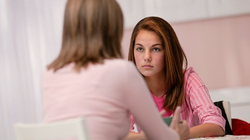how to talk to a reluctant teen - How do you start a conversation with a reluctant teen? Here are six ideas to try.