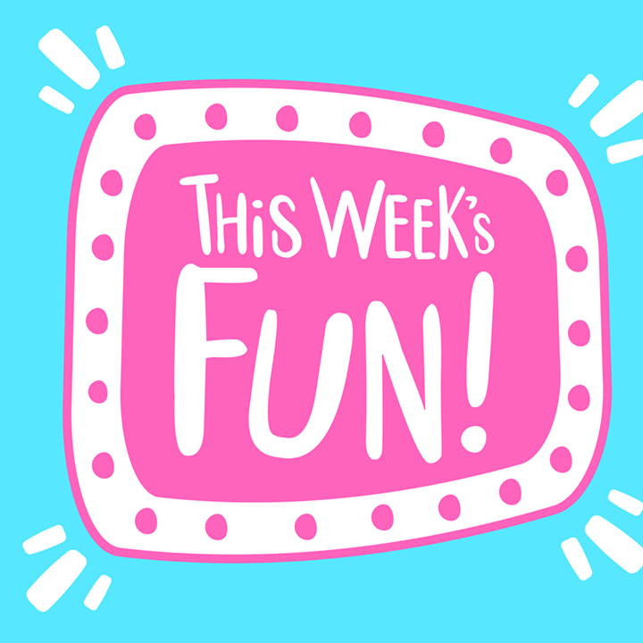 WHAT SHOULD WE DO THIS WEEK? - Check out this complete listing of all child and family friendly events in the Washington, DC area happening this week. Check back each week for updates!