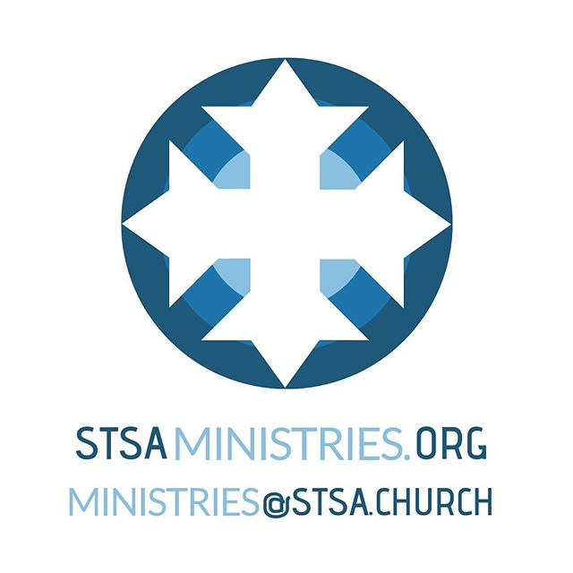 We had a small issue with our email address but we're up and running and ready to answer any questions you have! Email us at ministries@stsa.church