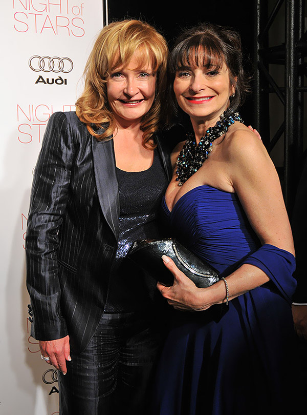 Marilyn Denis and Jeanne Beker