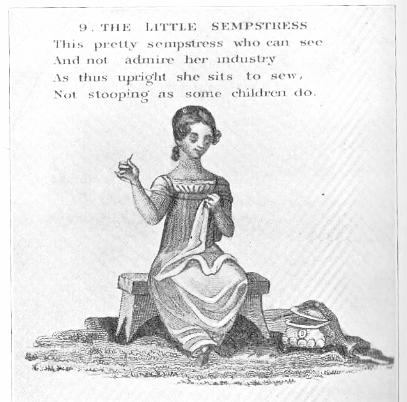 "Mary Elliot, Plain Things for Little People. Seasoned with Instruction Both for the Mind and the Eye"" in Andrew Tuer (ed) Forgotten Children's Books (The Leadenhall Press, London, 1898)"