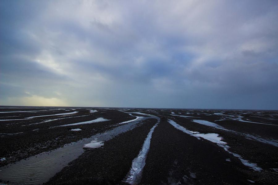Solheimasandur, Iceland