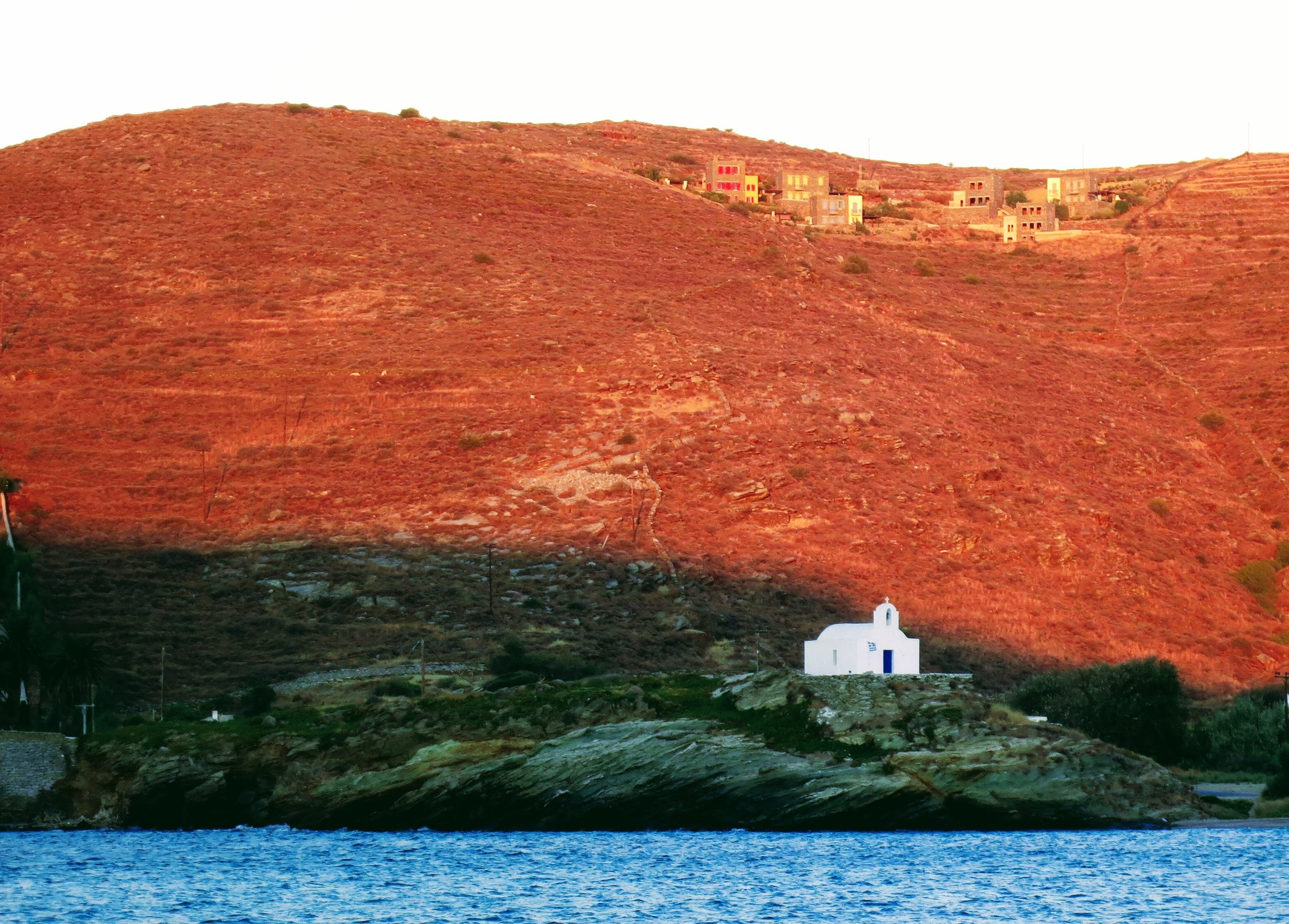 The Island of Kea, in the Cyclades, 2012 & 2013