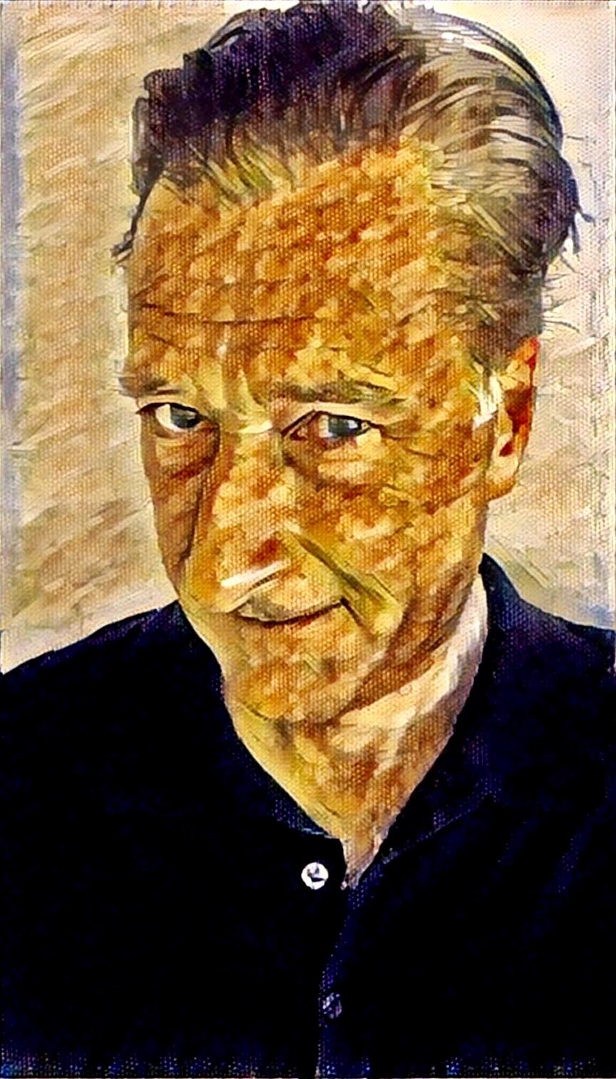 colin goedecke, poet laureate at large