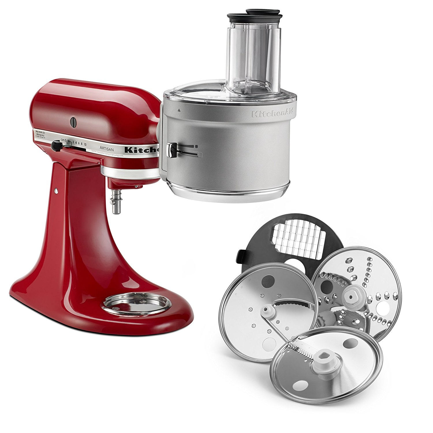 $$$ (If you have a Kitchen Aid Stand Mixer)