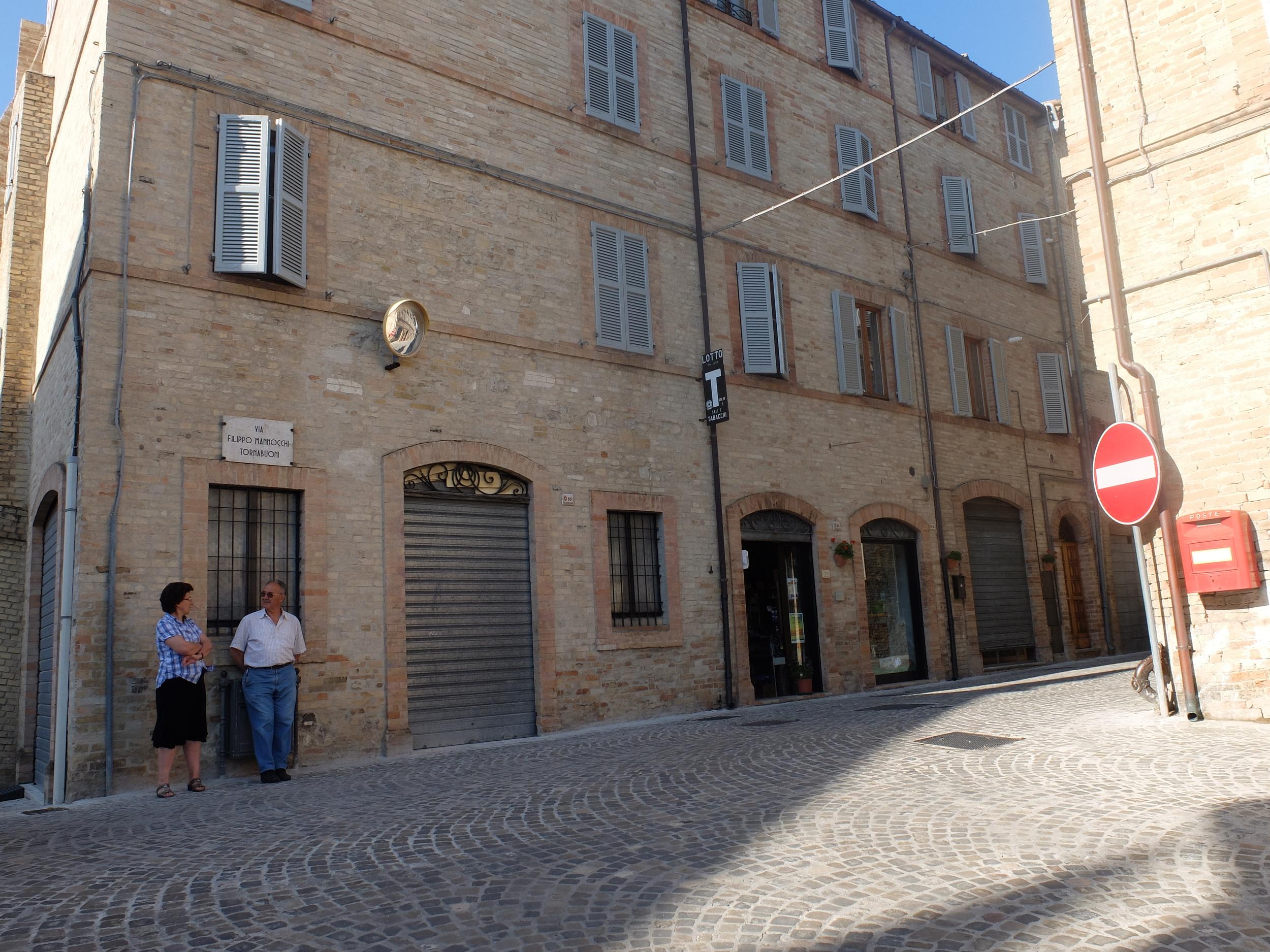 Petritoli, Le Marche, Italië