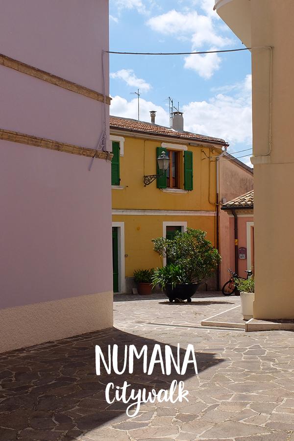 Numana, Le Marche, Italië