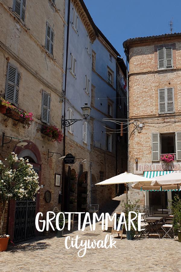 Grottammare, Le Marche, Italië