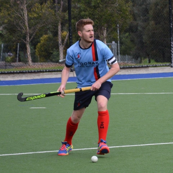 Cam Belza, Toorak East Malvern Hockey Club