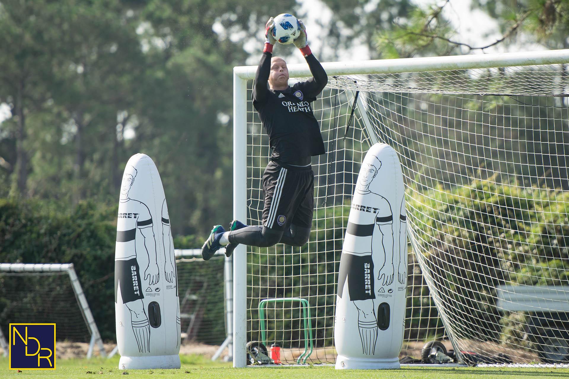 Mason Stajduhar, Orlando City Soccer club