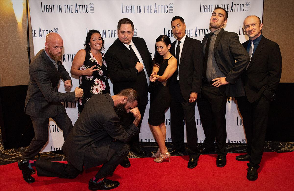 "Newsletter #18 - The ""DEBT"" Premiere Events Were a BLAST!"