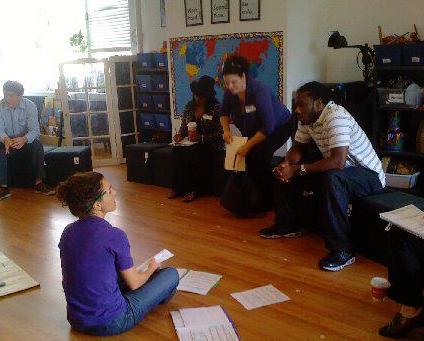 MUSIC EDUCATION COACH KAYA MARTINEZ MENTORS MUSIC TEACHERS.
