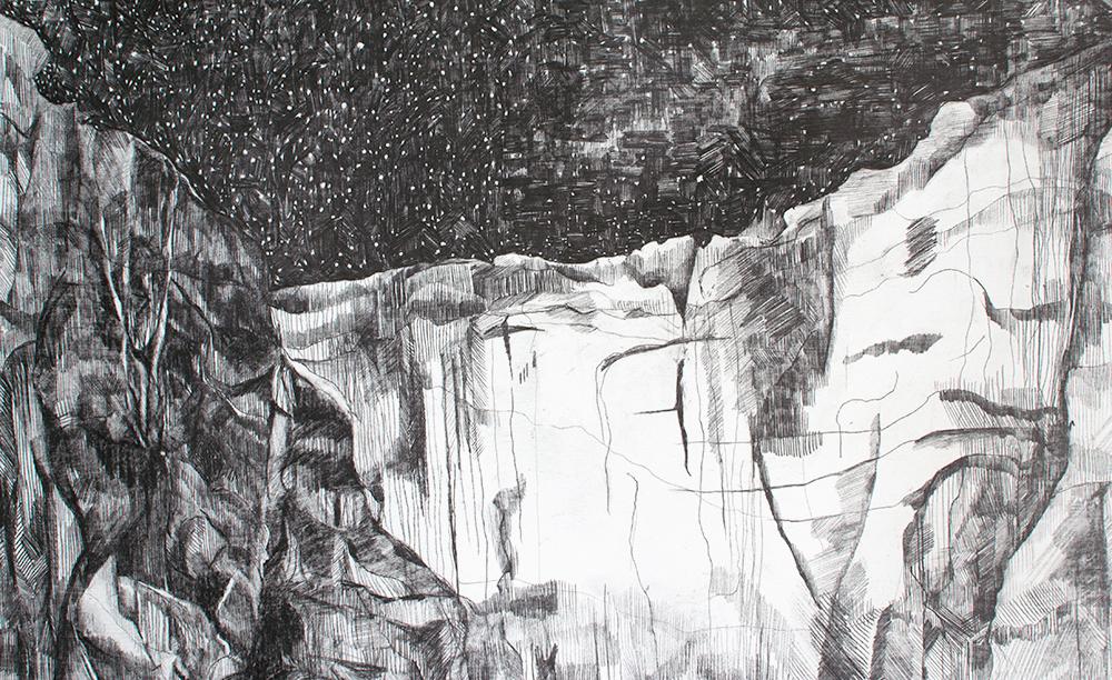 Santa Elena Canyon, detail