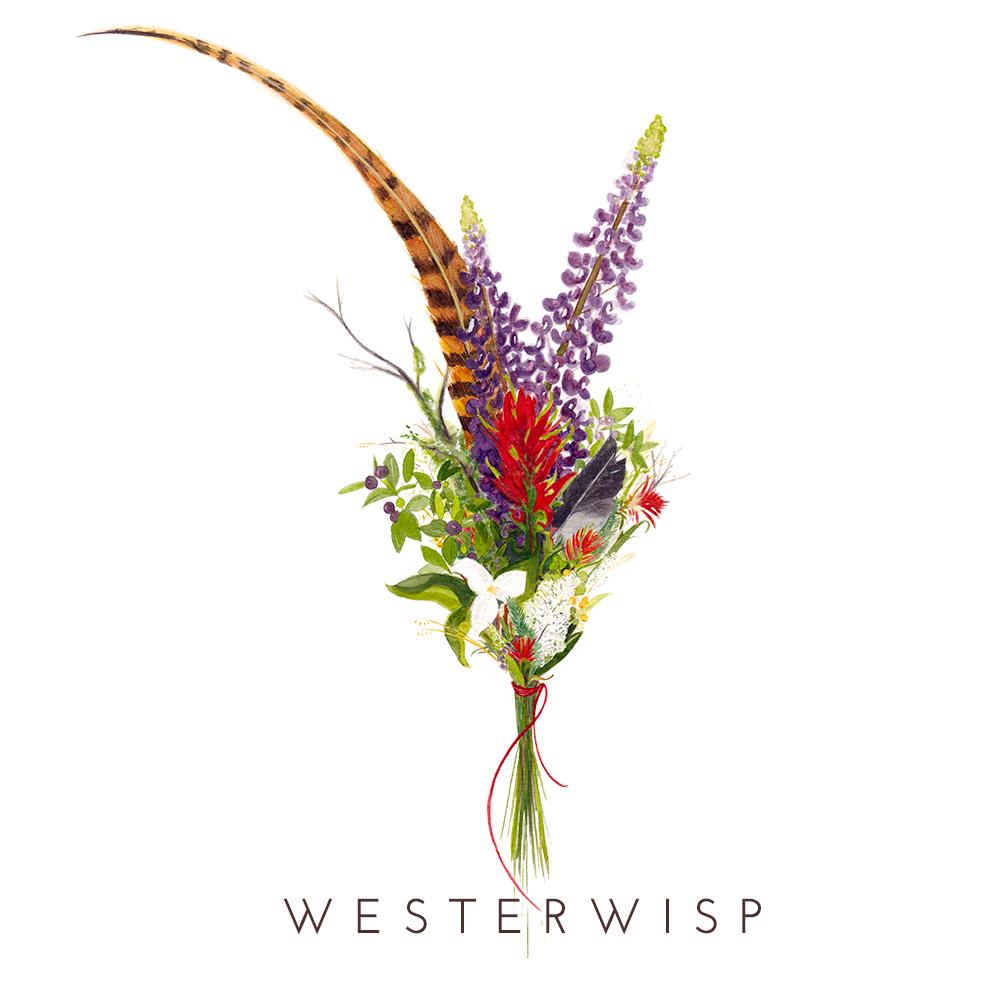 Logo design for  Westerwisp , in Seattle, Washington