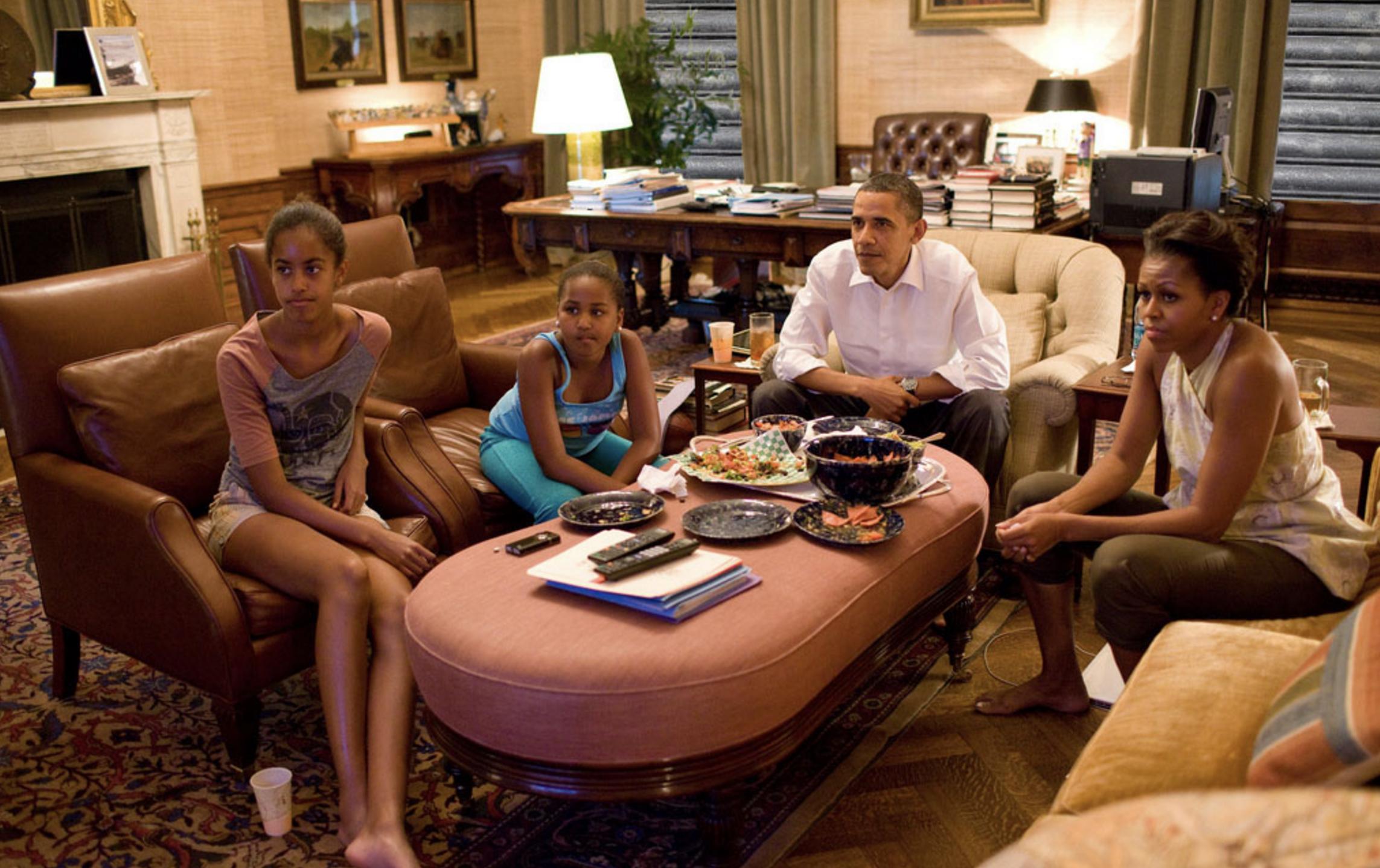 Pete Souza / White House