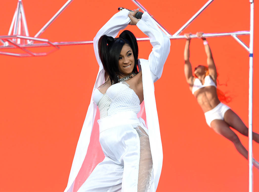 Image source:  http://www.eonline.com/news/927607/pregnant-cardi-b-brings-her-twerking-skills-to-the-coachella-music-festival