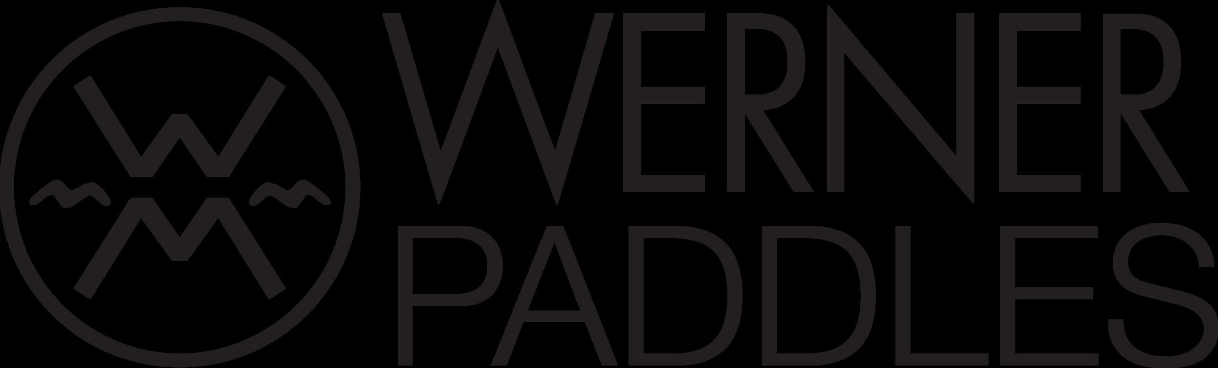 Family-Logo-WERNER-PADDLES-Side-Stacked-Black.png