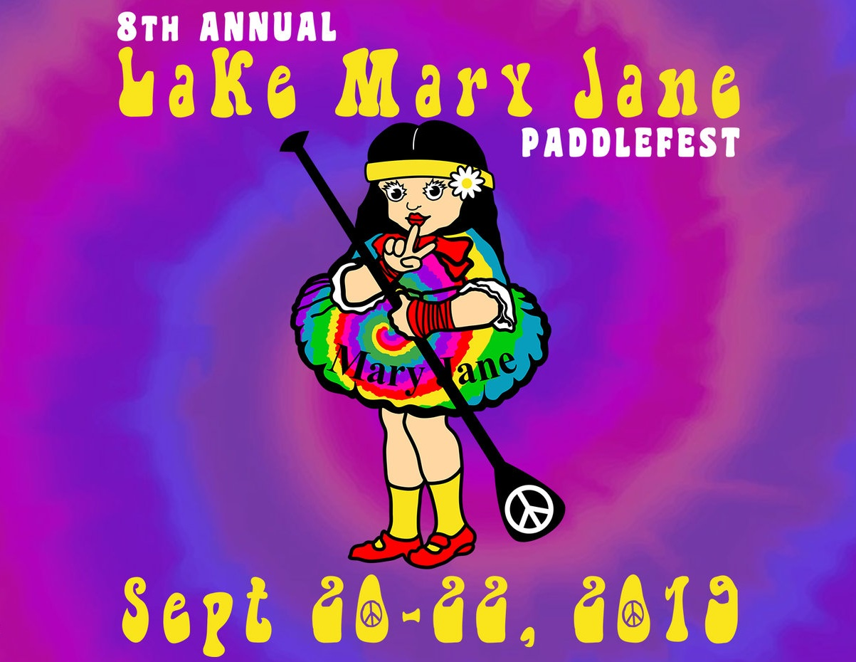 September 20-22, 2019 - Lake Mary Jane Paddlefest at Wave of Wellness