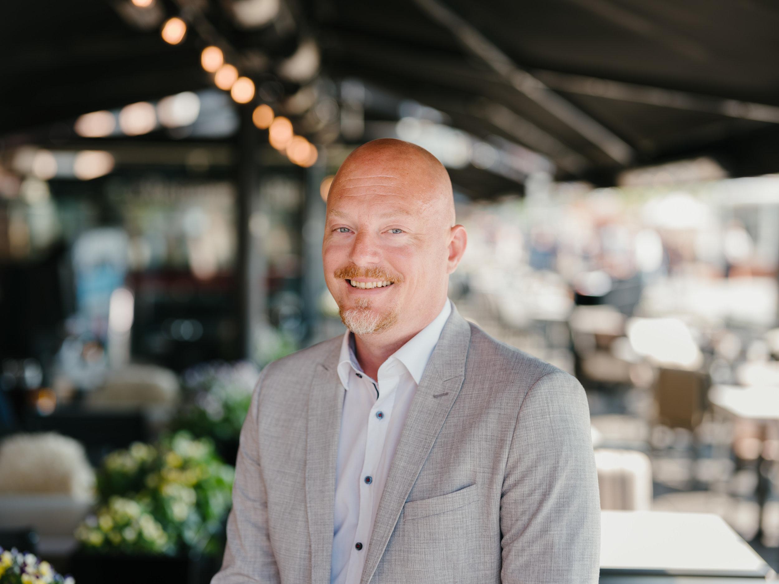 Rolf Arne Indal / <i>Sales Coordinator</i>