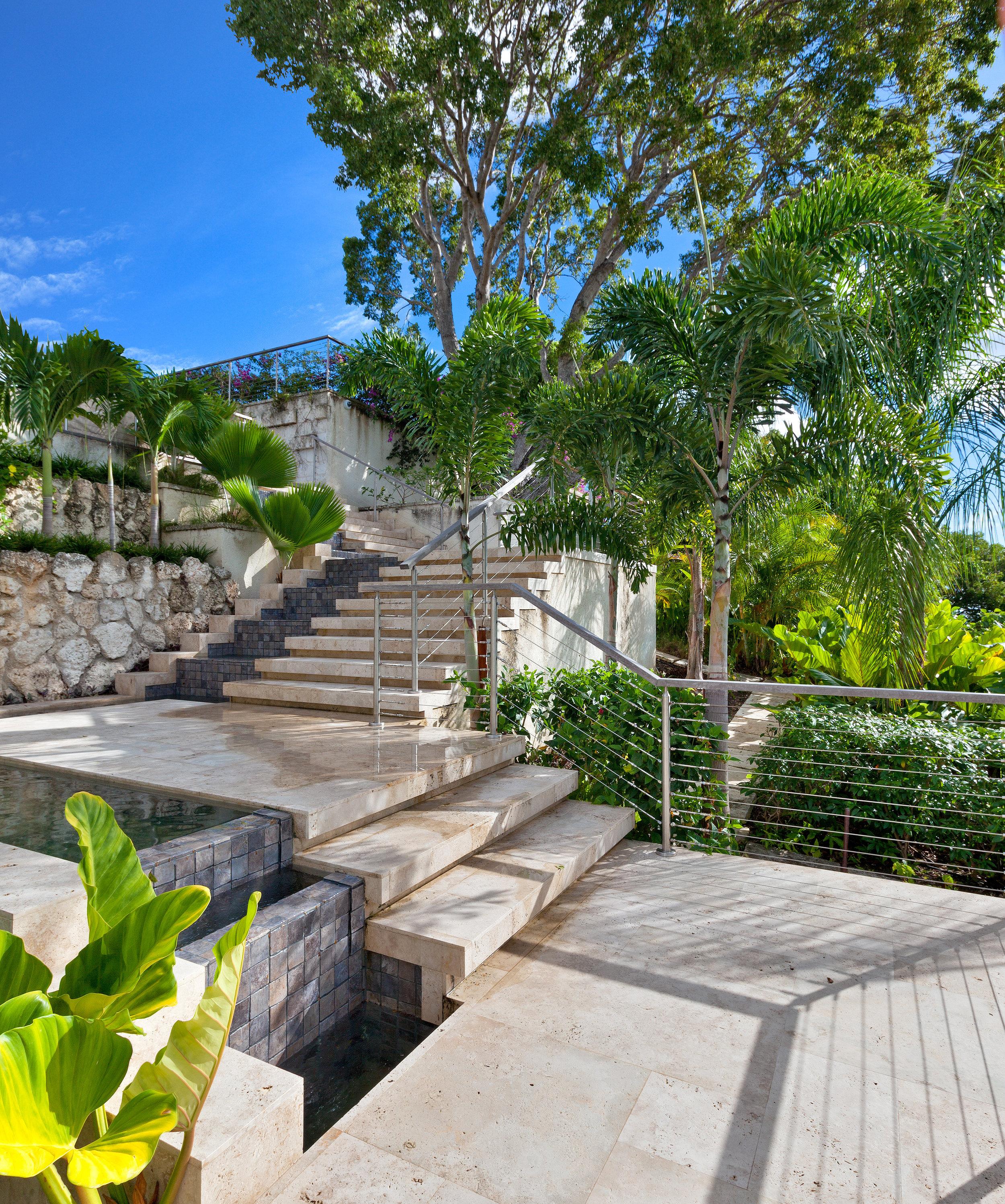 Barbados' top landscape designer andre kelshall