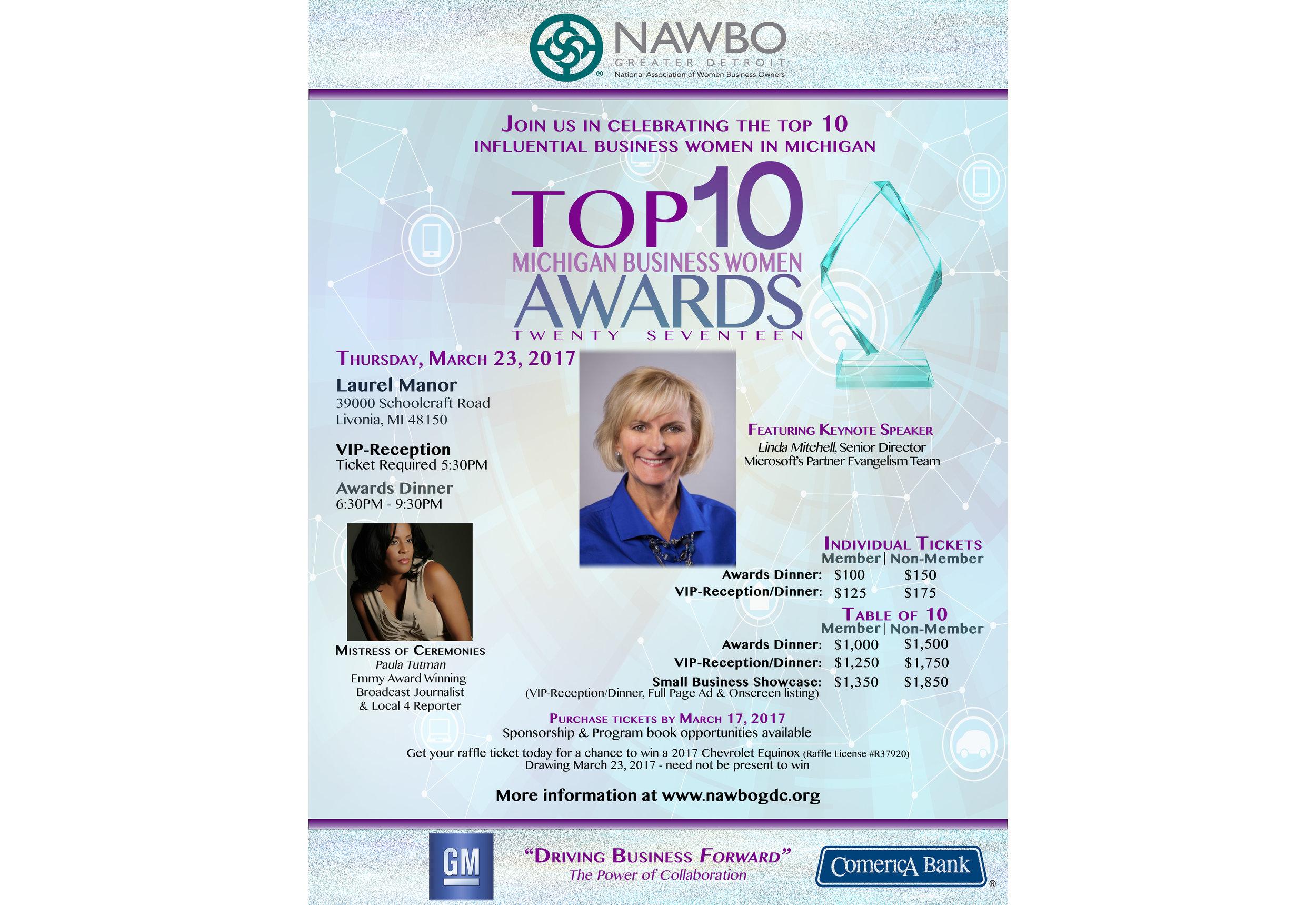 NAWBO-Top-10-Awards