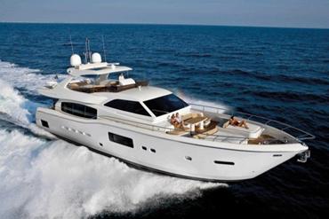 Angelica's dream boat!