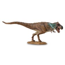Replica T-Rex at  Doll Hospital and Toy Solider Shop