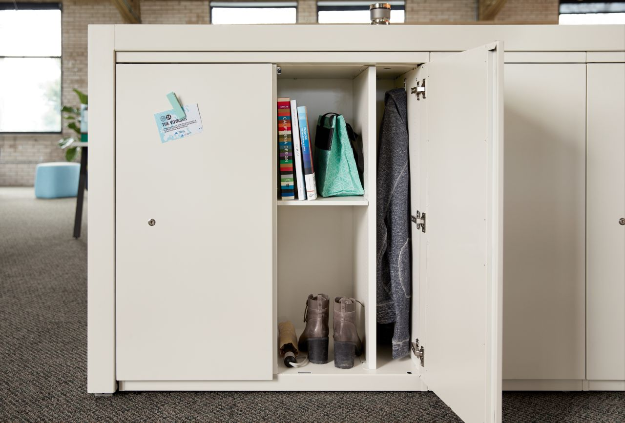 Filing and Storage - A place for everything and everything in it's place. We've got all your storage needs to keep your space neat and tidy.