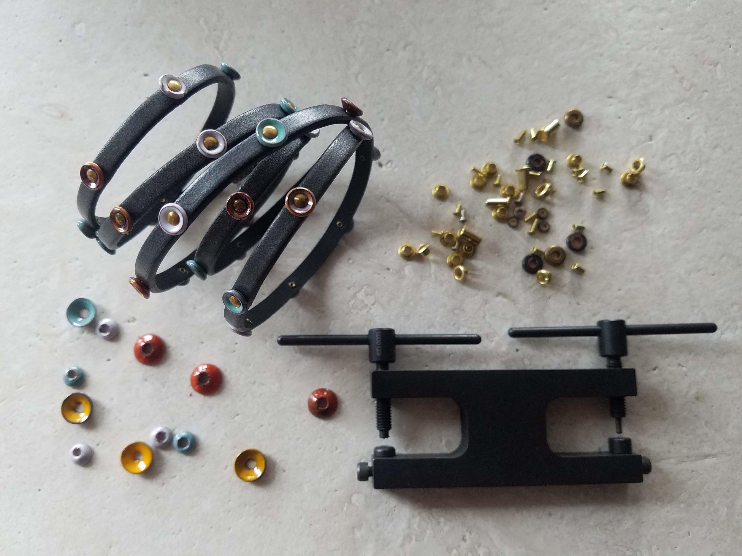 Riveted Leather Bracelet (3).jpg