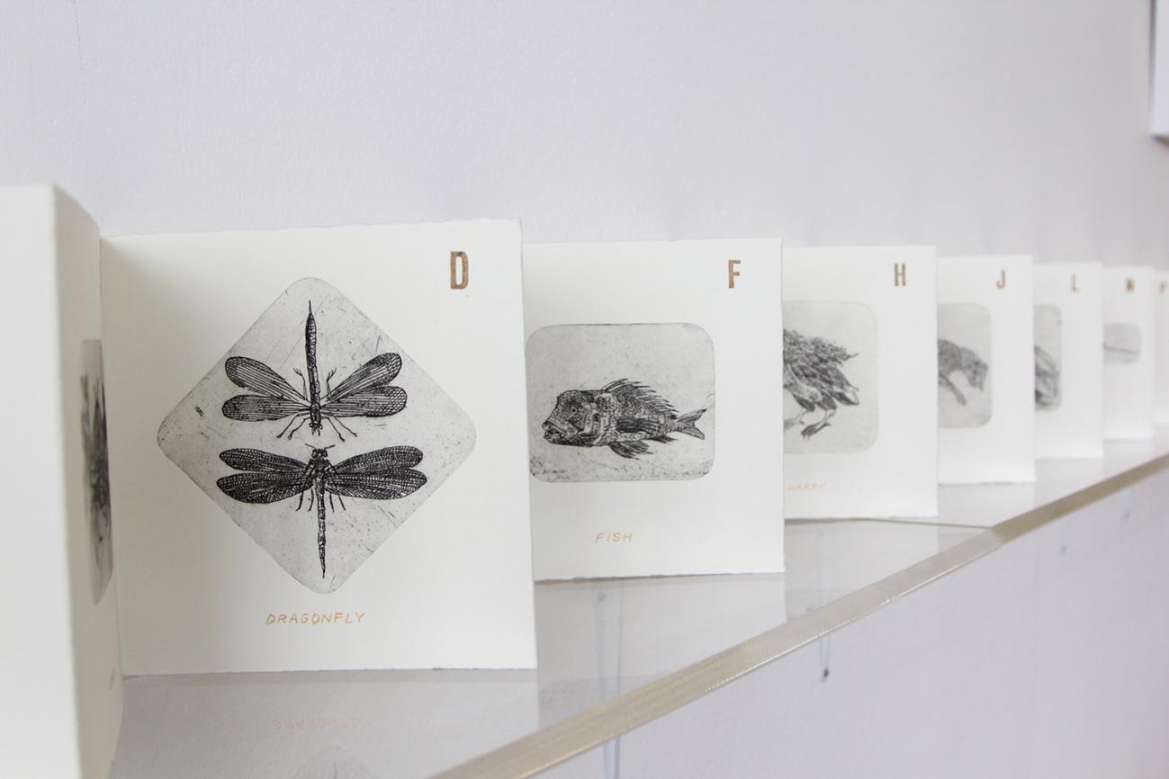 michaela-stoneman-menagerie-alphabet-book-printmaking