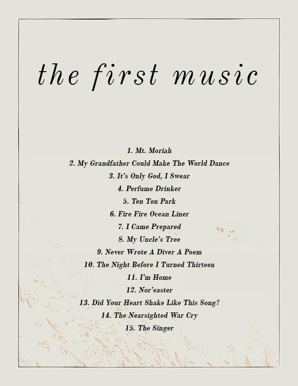 Download Tracklisting & Lyrics