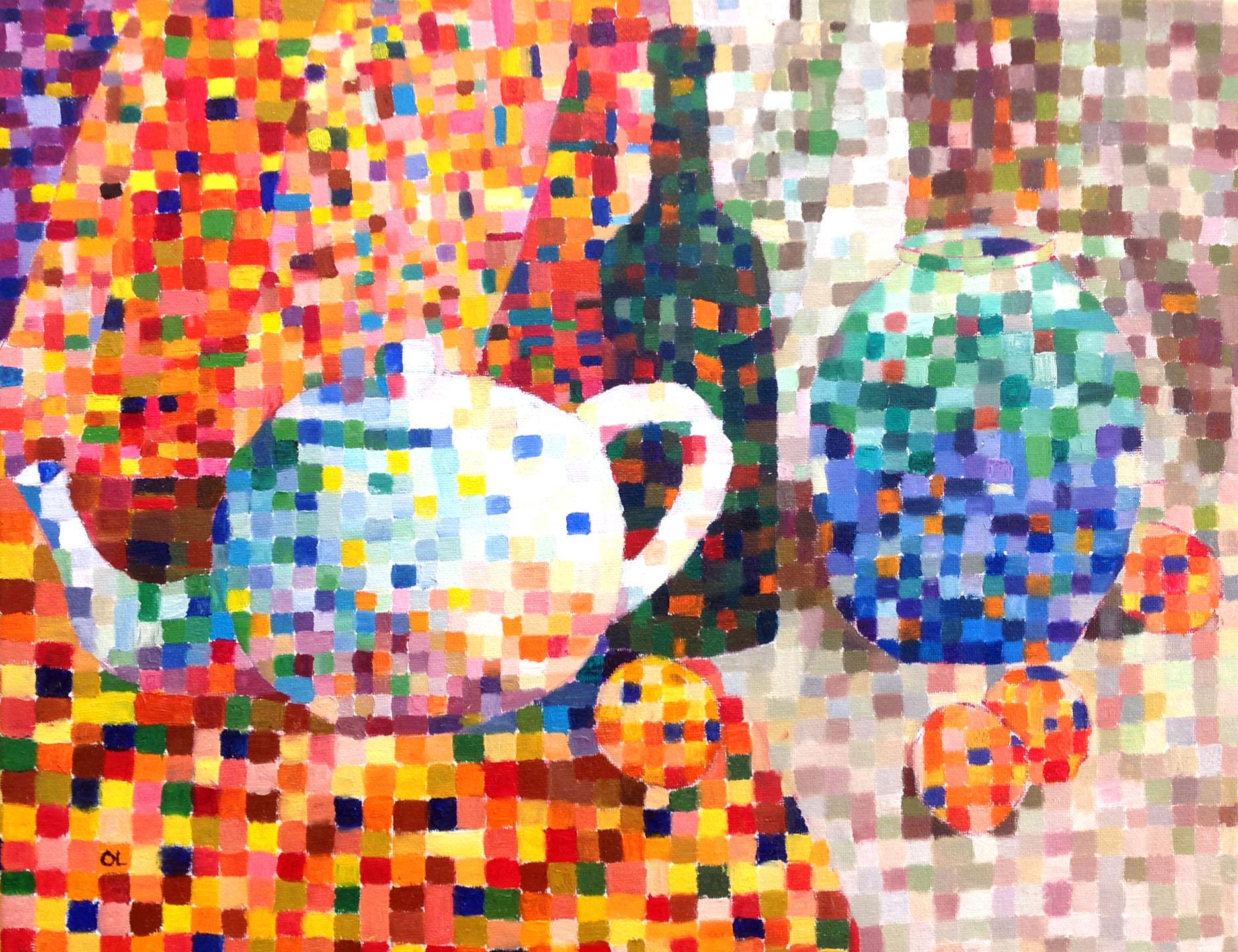 色彩构成//Color&Composition     点击这里看学生作品//Click for student work