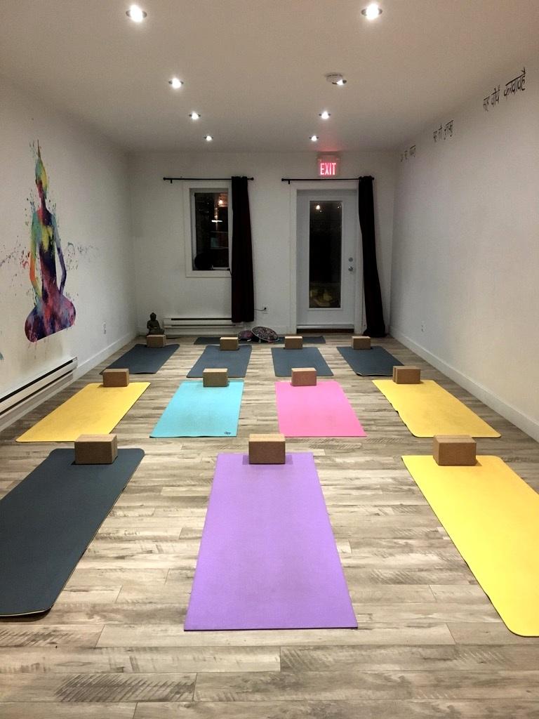 cours de hatha yoga montreal