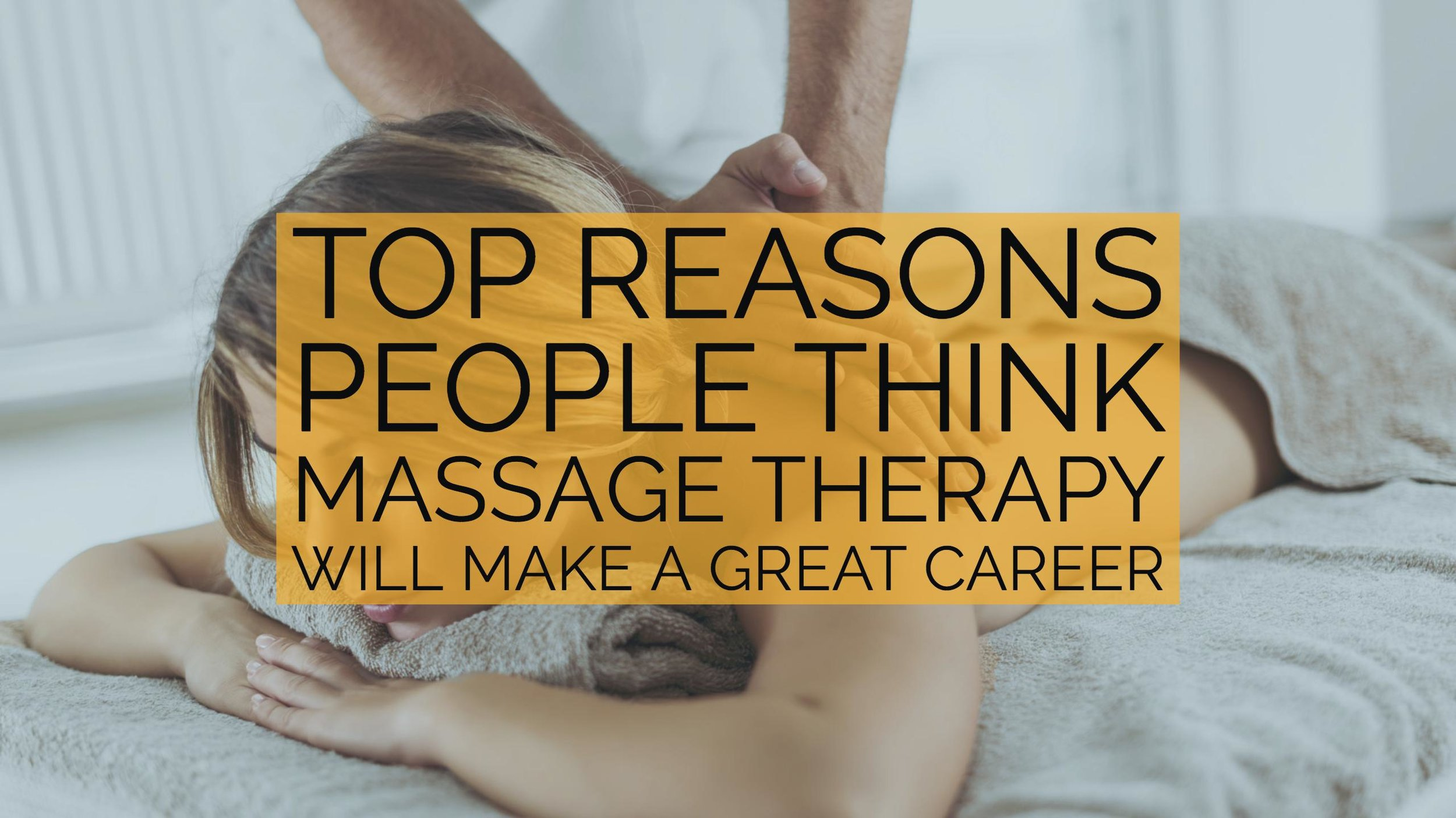 Massage Therapy School South Florida
