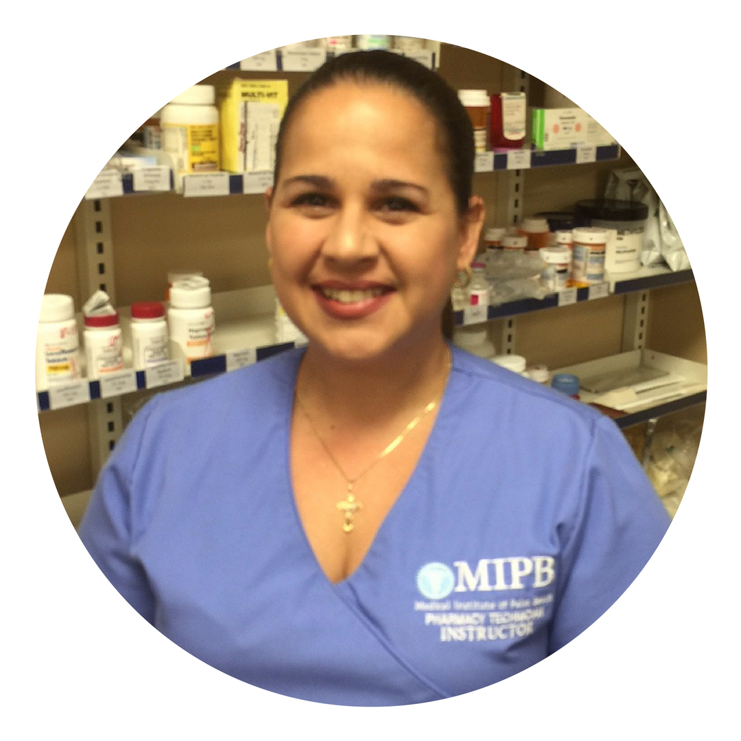 3) Arelys Porras - Pharmacy Tech Instructor
