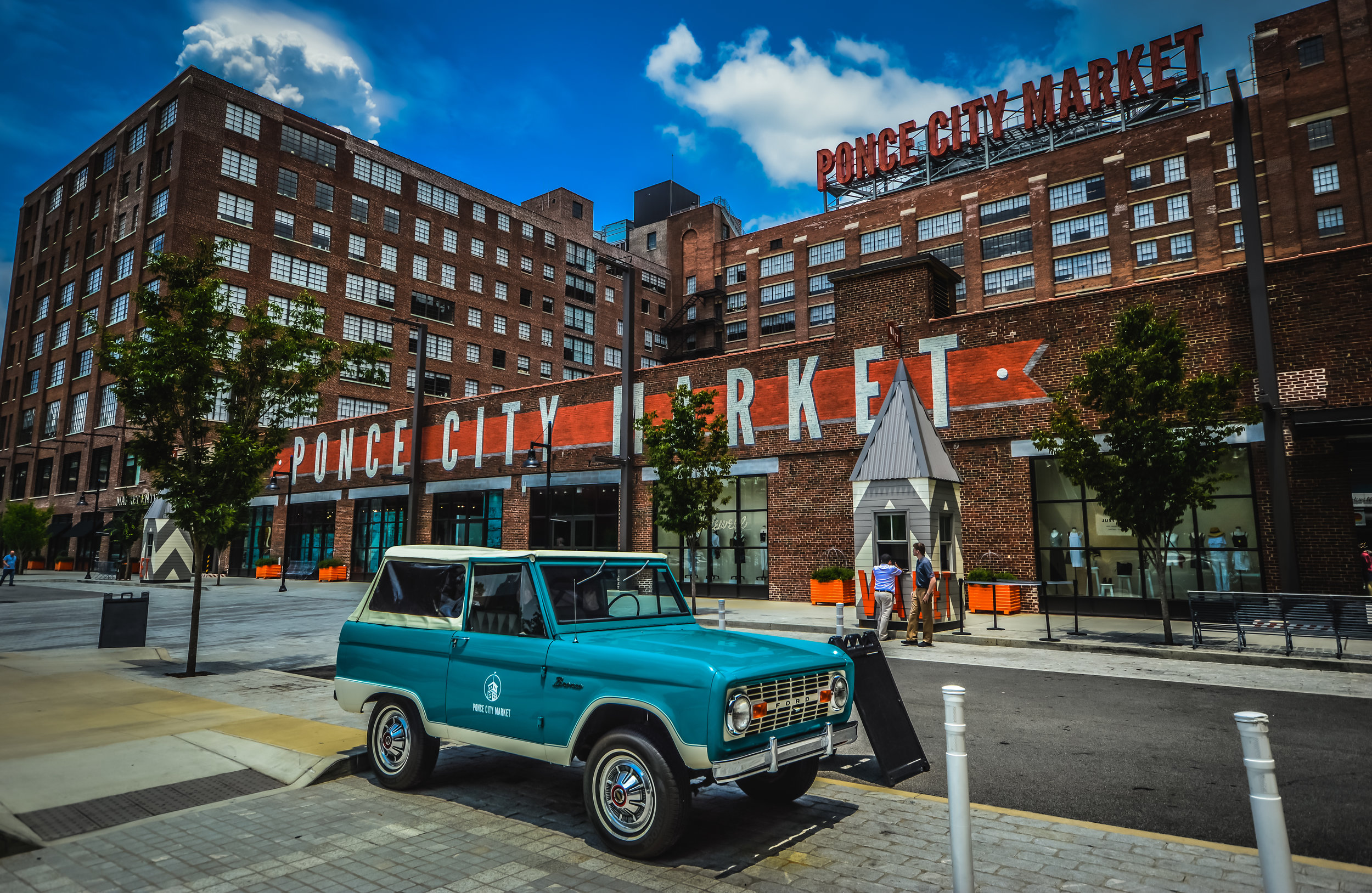 Ponce City is Open for Business, 2016