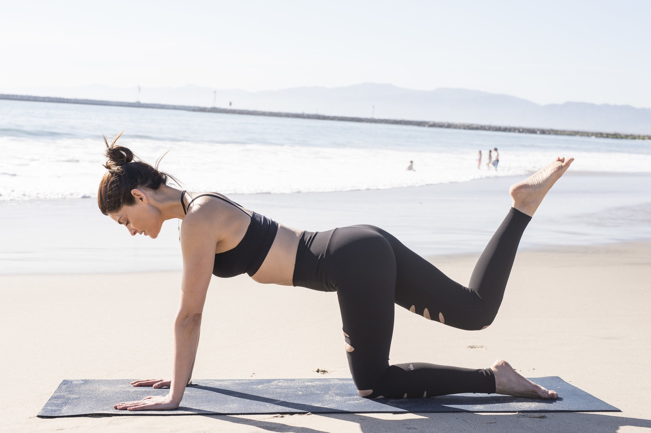 My Favorite Exercises For A Great Yoga Butt Be Kind Unwind