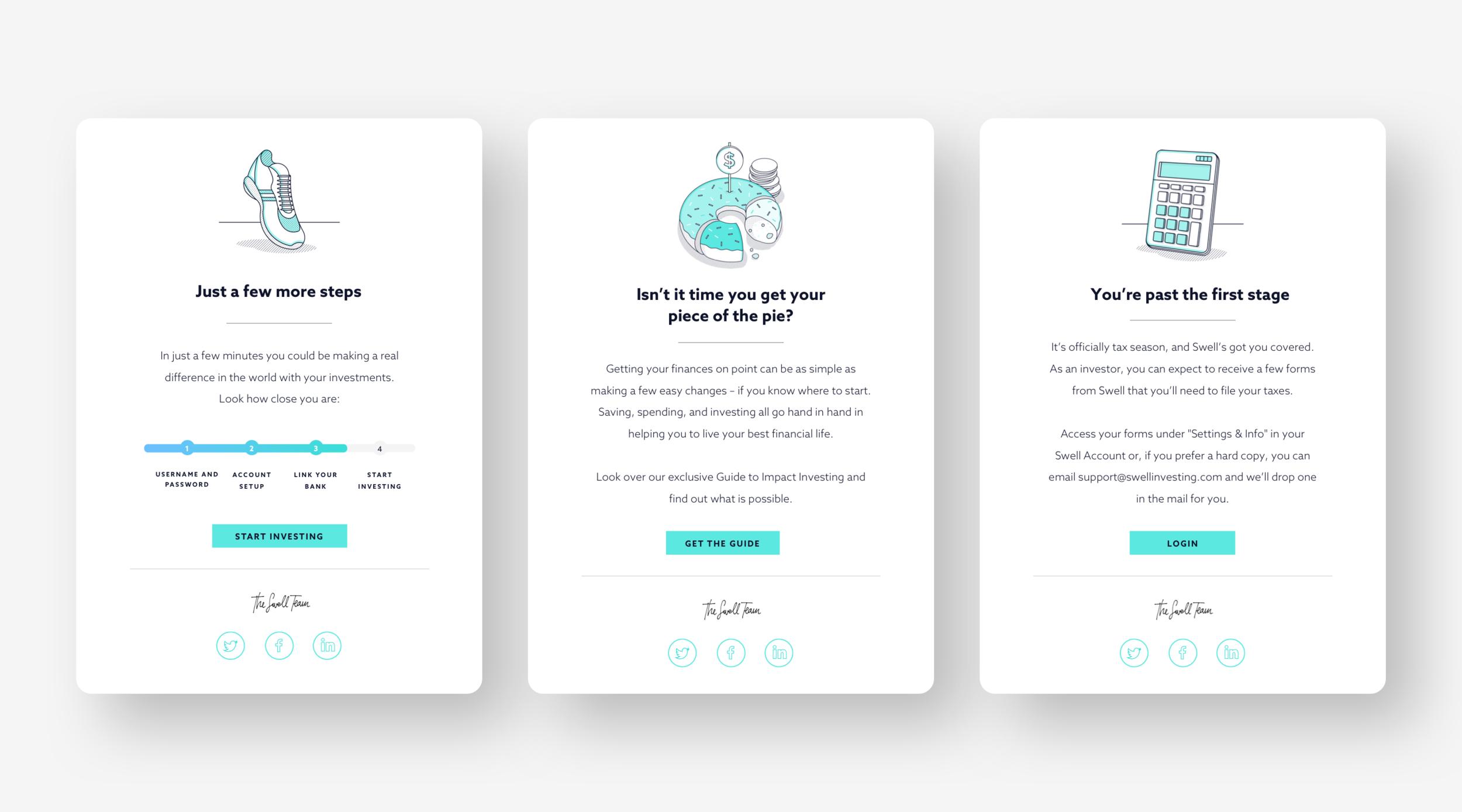 Web App & Brand — M G TRAQUAIR